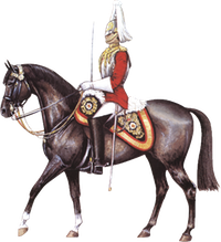 Officer of the Household Cavalry